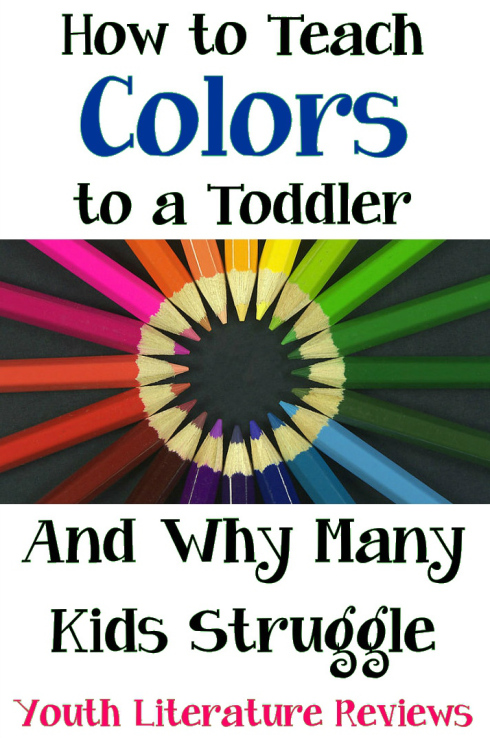 Using Books to Teach Colors